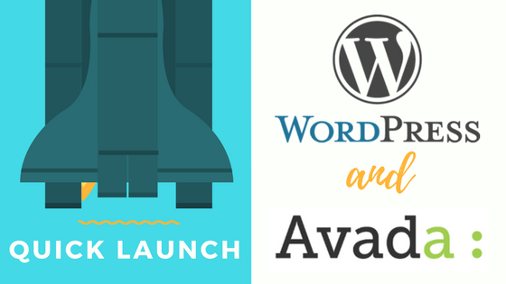 how to install wordpress with avada theme