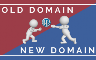 How to update the domain name for your wordpress website